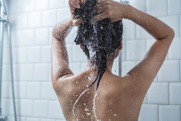 The One Body Part You Shouldn't Wash In The Shower